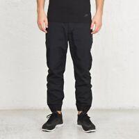 NIKE White Label Tech Woven Pants 655310 - 010 Black Men's size 34 SUPER RARE