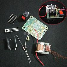 3pcs 15kv High Voltage Inverter Generator Spark Arc Ignition Coil Diy Kit 37v