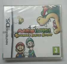 Mario & Luigi Bowser's Inside Story 5 in 1 Language Nintendo Seal of Quality