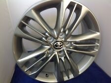 "Toyota Camry 2015 2016 2017 factory Oem 17"" Wheel Dark Silver Metallic H#75171"
