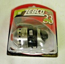 Zebco Micro 33 ultralight button cast reel