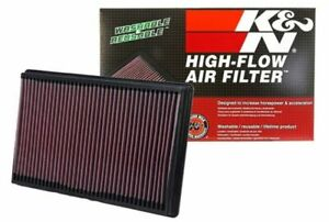 K&N Replacement Air Filter Fits 2003-2017 Dodge RAM 1500 2500 3500 4500 5500 33-