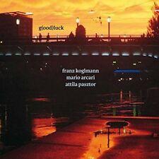 Koglmann Arcari Pasztor - G(ood) Luck [CD]