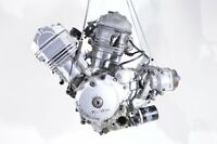 2002 HONDA NT 650 V Deauville RC47A Complete engine motor 10602877
