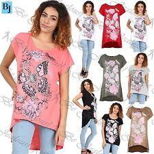 Women's Floral Short Sleeve Shirt Dresses Plus Size