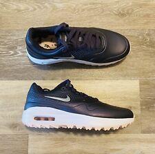 Nike Air Max 1 Gridiron Echo Pink Golf Shoes AQ0865-003 Women's Size 6