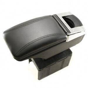 Universal Coche Apoyabrazos Consola Central para Seat Arosa Altea Exeo Alfa 147