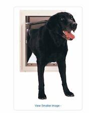 PetSafe Pet Door - Aluminum / Plastic / Extreme Weather (Cat / Dog)