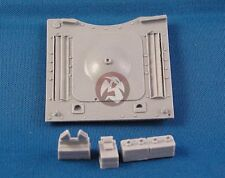 Tank Workshop 1/35 KV-1 Model 1941-1943 Tank Engine Deck Conversion WWII 355023