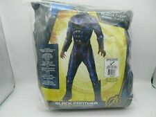 Black Panther Battle Suit Muscle Chest, Avengers, Kid's Large 12-14 NWT!