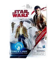 Star Wars Finn Resistance Fighter Force Link Action Figure Sealed Toy