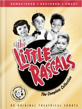 THE LITTLE RASCALS THE COMPLETE COLLECTION New 8 DVD