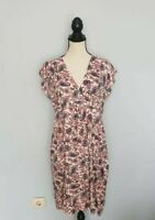 The Masai Clothing Company  Purple Dress   Size  M