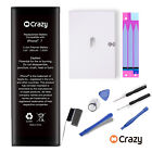 NEW Crazy iPhone Battery Replacement for Apple iPhone 8 7 6 S Plus 5 S C SE