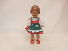 ESF-02315Neuzeitliche Repro Schildkröt-Puppe, Kunststoff, L. ca. 33 cm