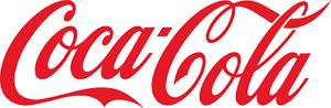 Coca Cola Decal sticker