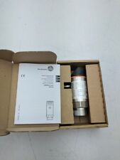 IFM Electric Pressure Sensor With Display PN7206 New In Box FREE SHIPPING