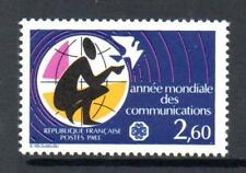 FRANCE MNH 1983 SG2575 WORLD COMMUNICATIONS YEAR