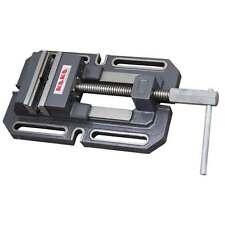 KAKA TSL-140, 5-In Drill Press Vise,  Low Profile Metal Milling Drill Press Vice
