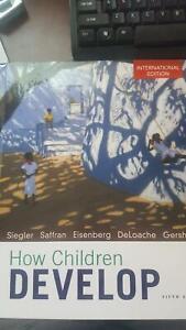 How Children Develop Fifth Edition, International Edition