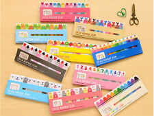 Cute style Slim 180 pages Sticker Paste Bookmark Mark Memo Sticky Notes