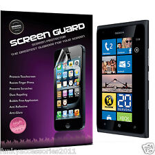 5 Pack High Quality Clear Film LCD Screen Protector for Nokia Lumia 900