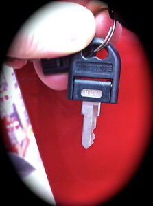 Replacement SIDCHROME Toolbox Lock Keys Cut From Code Number-Tool Box Key