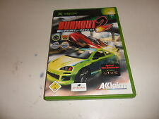 XBox  Burnout 2: Point of Impact