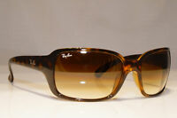 RAY-BAN Mens Womens Unisex Sunglasses Brown Rectangle RB 4068 710/51 23511