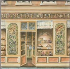 Dessous de plat rétro Boutique Boulangerie - Bakery - Torchons et Bouchons