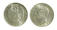 pcc1959_3) Yugoslavia 20 dinara 1938 Petar II - Silver