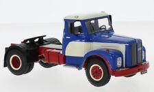Scania 110 Super, blau/weiss, 1953 - 1:43 IXO   *NEU*