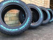 265/60/18 Monsta All Terrain Brand New Tyres  X 4