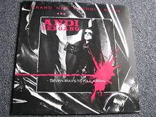 Andi Sex Gang-Seven Ways to Kill a Man-Brand New Rushdie Remix 12 inch Maxi LP
