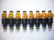 ( Set of 8 ) Flow Matched Refurbished Fuel Injectors # 0280150943 for Ford V8