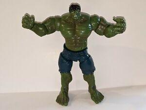 "THE INCREDIBLE HULK Hasbro 2007 Marvel Comics 6"" Action Figure Avengers Movie"