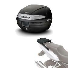Kit fijacion y maleta baul trasero SH29 compatible con KYMCO XCITING 2005-2015