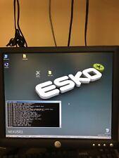 Esko CTP Platesetter Version 10 Rip Dell T620 Server
