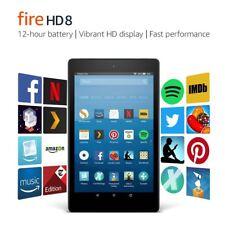 """BRAND NEW FIRE HD 8 TABLET 8"""" HD DISPLAY 16GB"""