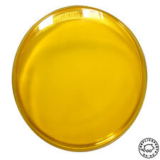 VW Hella headlight lens yellow for US delivered Beetle Kafer Bug to 07-1967