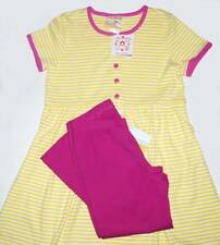 BRAND NEW HANNA ANDERSSON SUN YELLOW PLAYDRESS VIVID PINK LEGGINGS 150 12 14 BTS