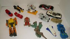Gobots Lot of 14 for Parts or repair