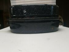 """New listing Granite Ware 18"""" Covered Oval Roaster"""