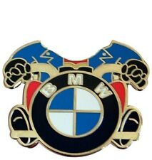 NEW BMW MOTORCYCLE BADGE CAFE RACER 60S 70S ACE ROCKERS Z3 R80RT GS K1100 1000RR