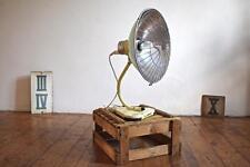Schreibtischlampe Antik Rund Loft Arztlampe Vintage Tischlampe Alt Fabriklampe