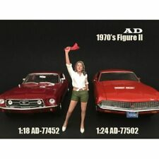 American Diorama 77502 70's Figure II  1:24