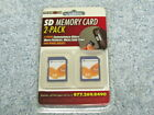 STEALTH CAM 1GB SD MEMORY CARD 2- PACK