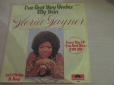 "Gloria Gaynor -I've Got You Under My Skin / Let's Make A Deal- 7"" 1976 rar"