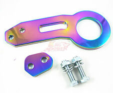 Neo Chrome Rear Tow hook For Honda Civic Integra Type R Prelude Accord CRX SMX