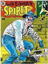 The Spirit Magazine nº 26/1980 Will Eisner